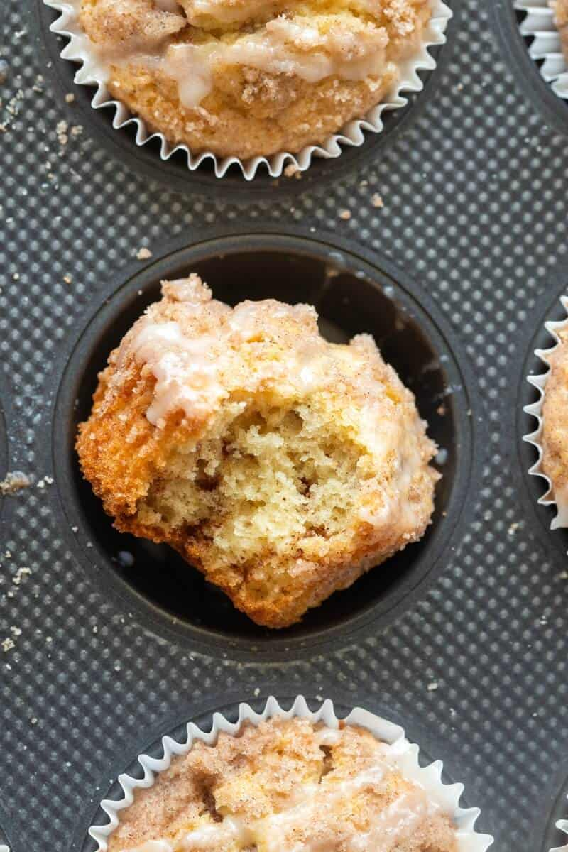 almond meal muffins