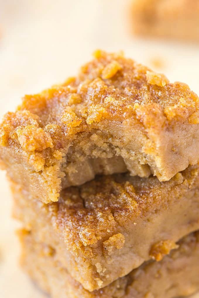 apple blondies recipe