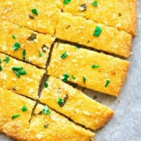 keto garlic bread recipe
