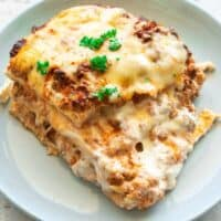 keto lasagne