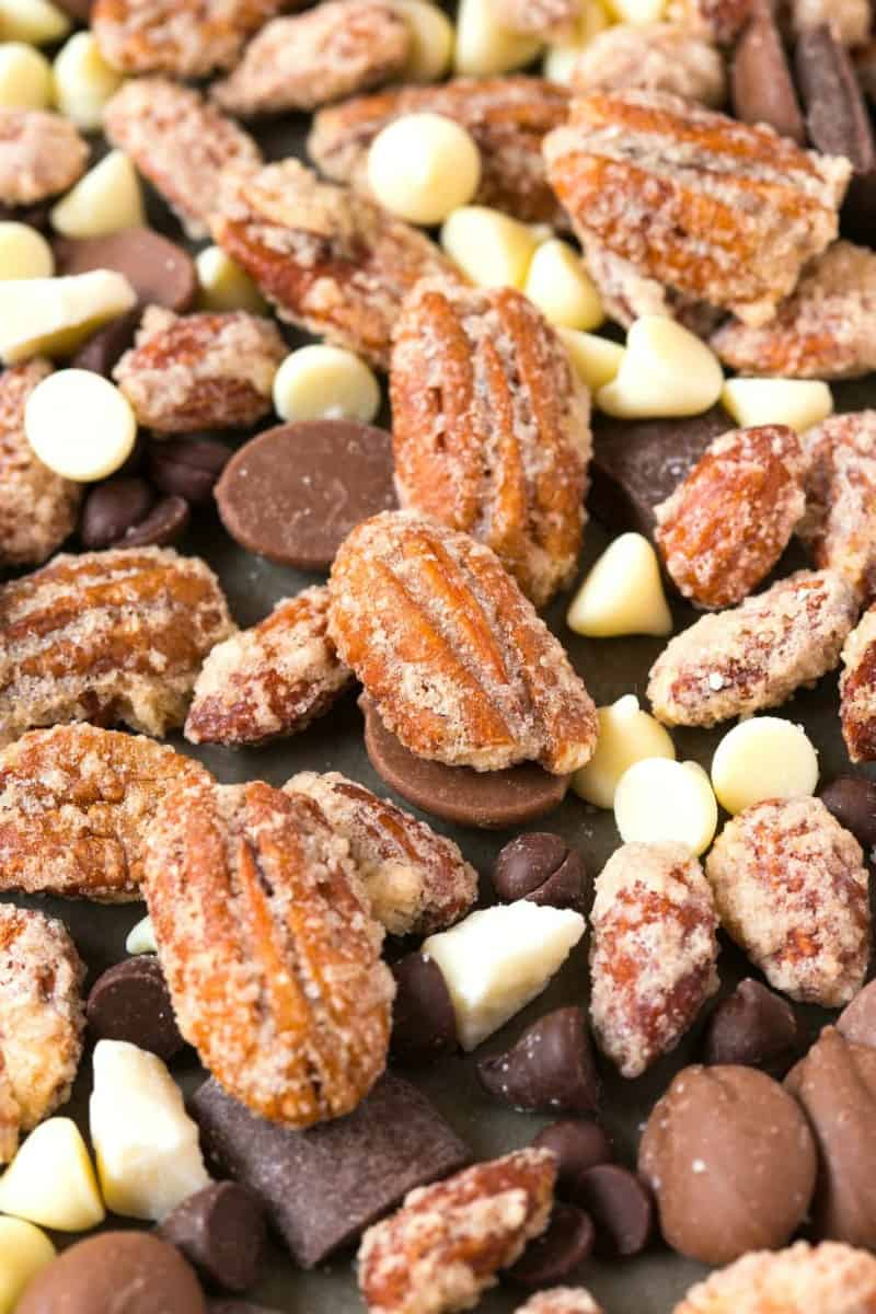 keto trail mix
