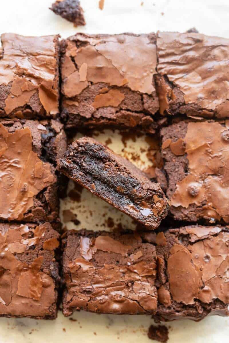 almond flour brownie recipe