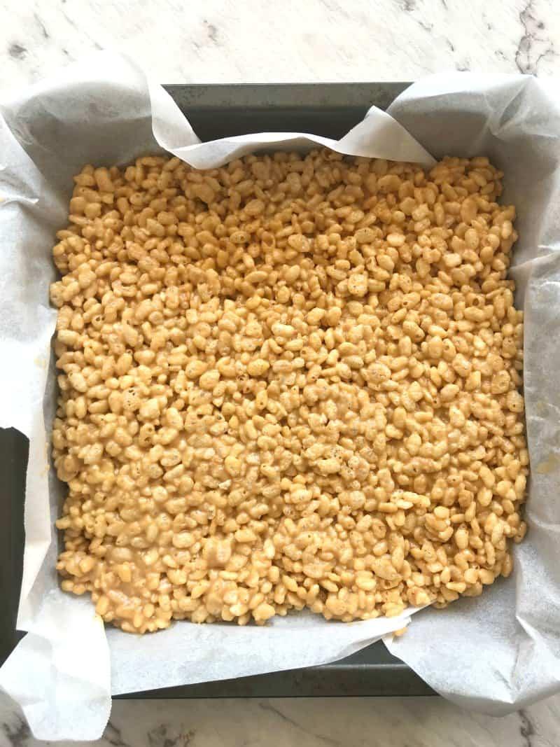 keto rice krispies treats