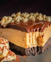 peanut butter cream cheese pie