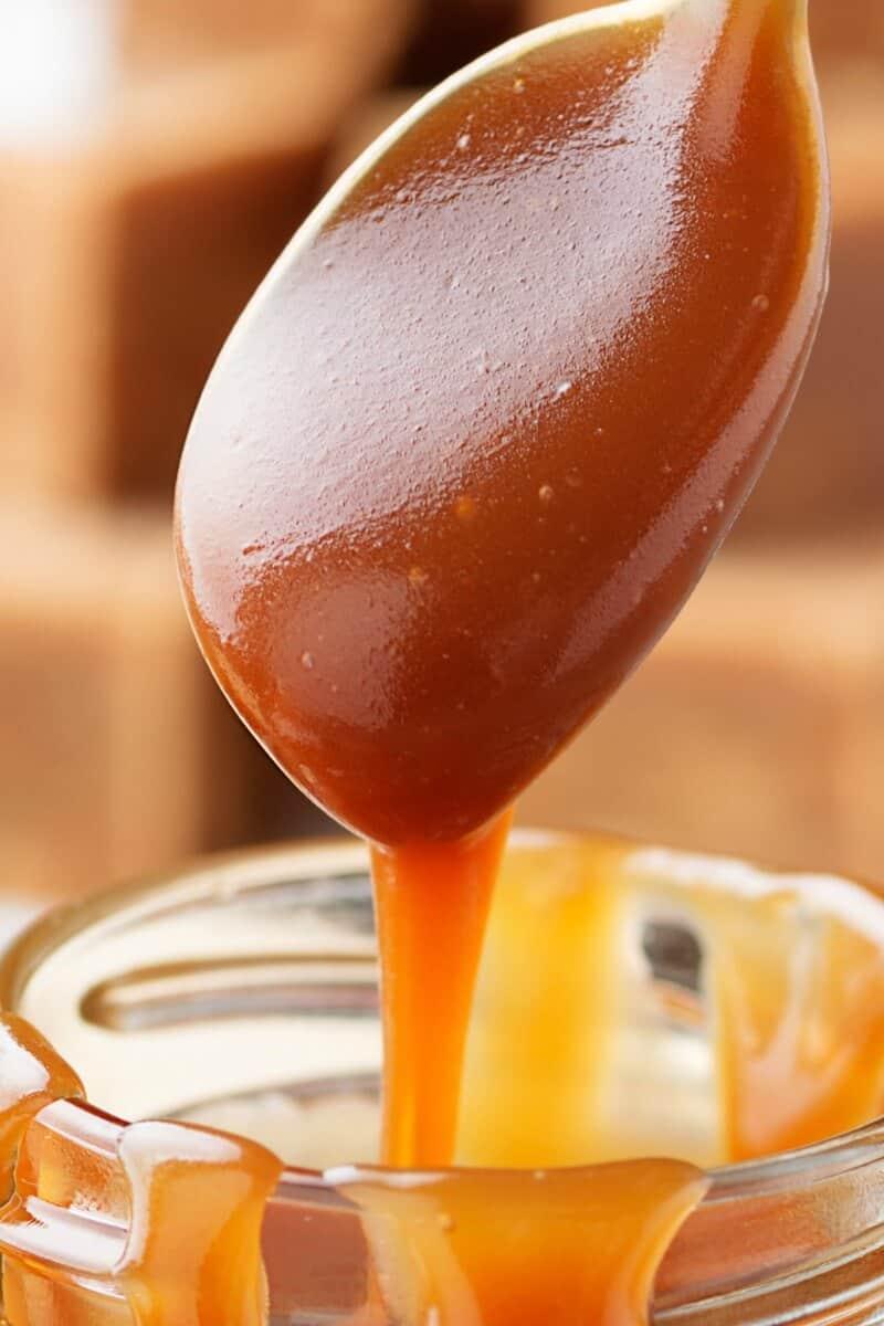 low carb caramel