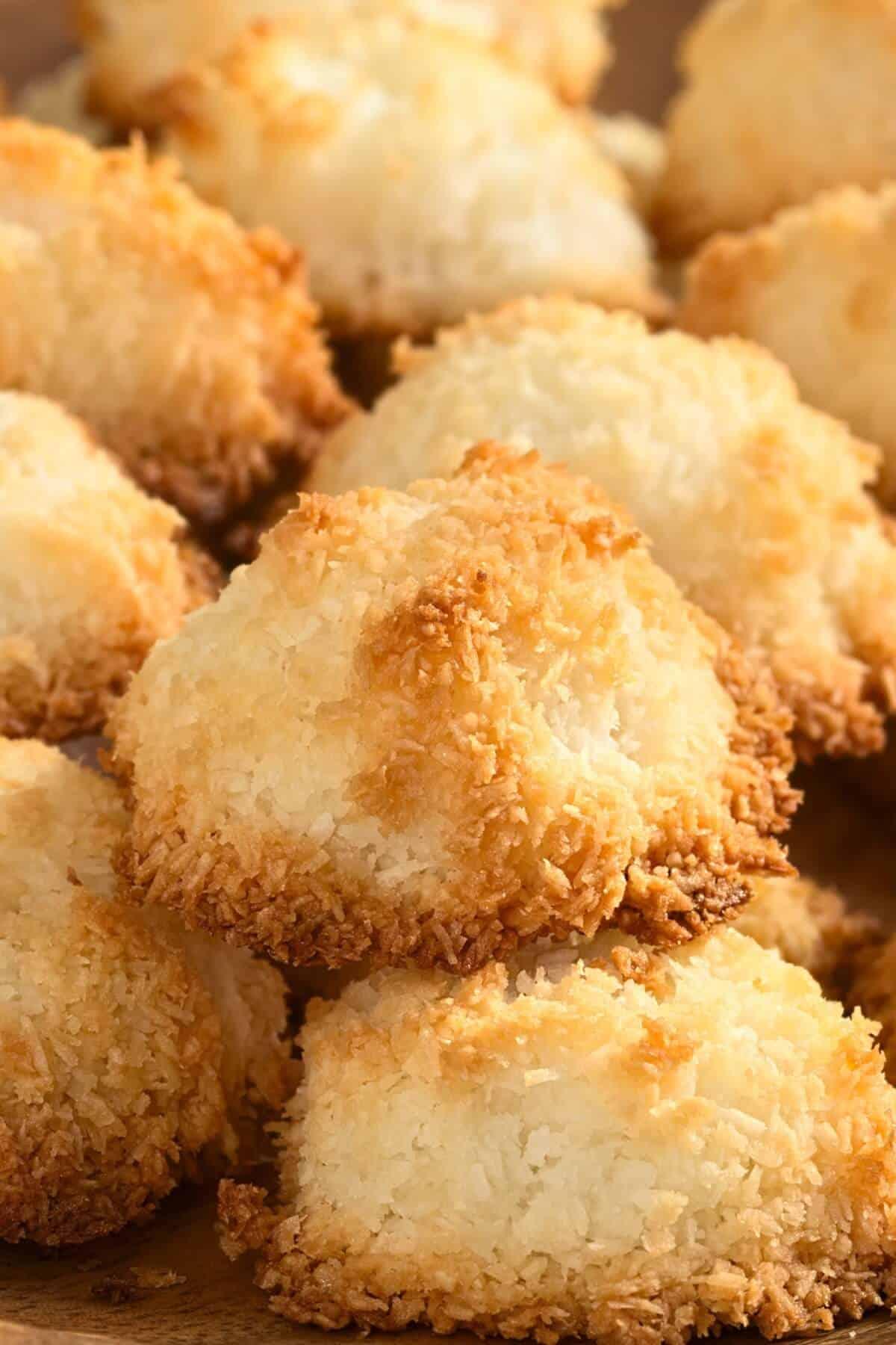 sugar free macaroons