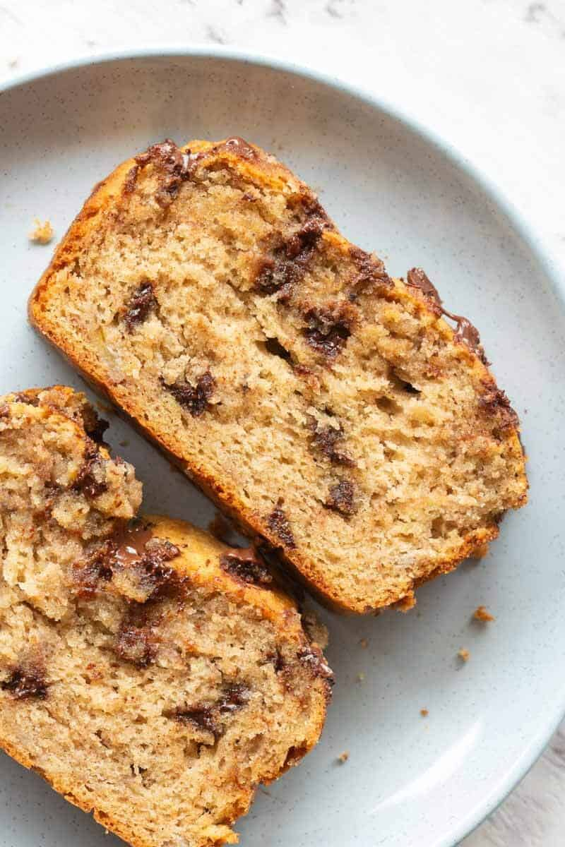 almond meal banana bread