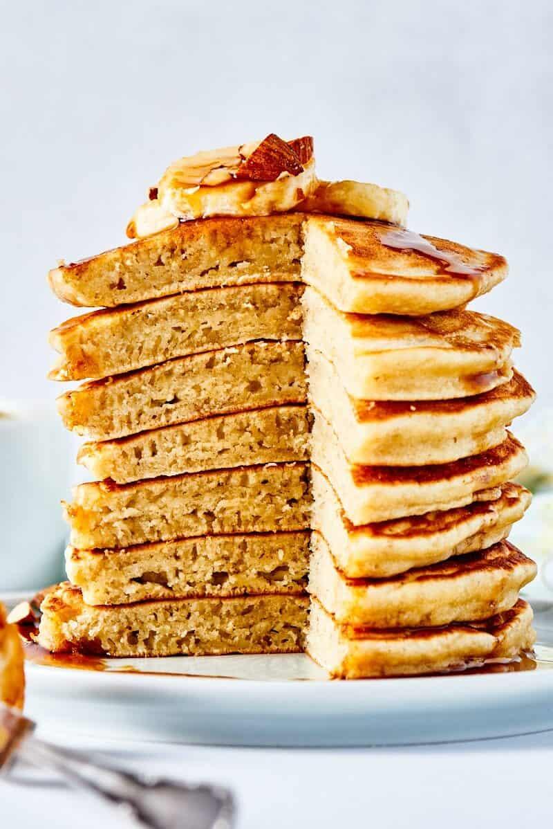 keto banana pancakes