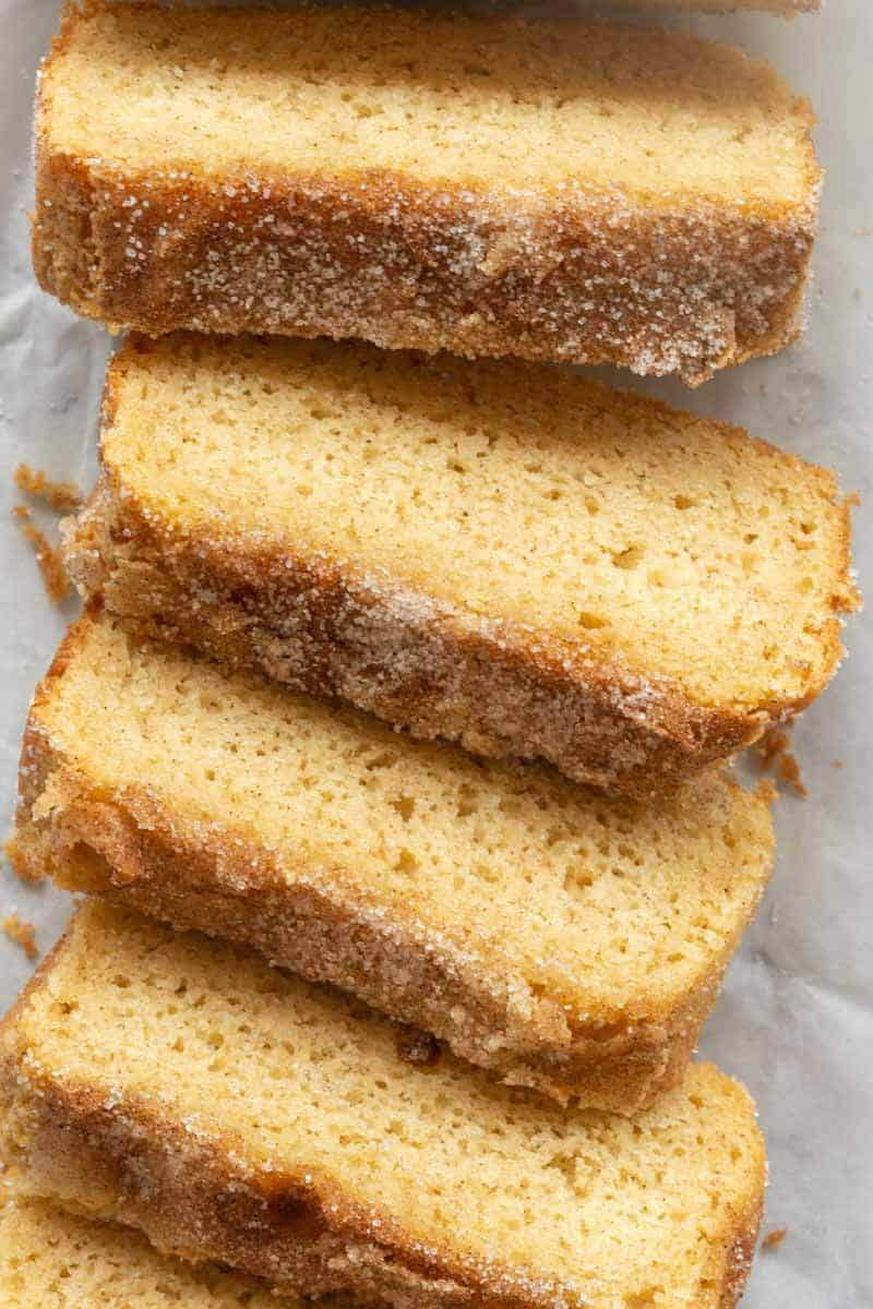 keto cinnamon bread