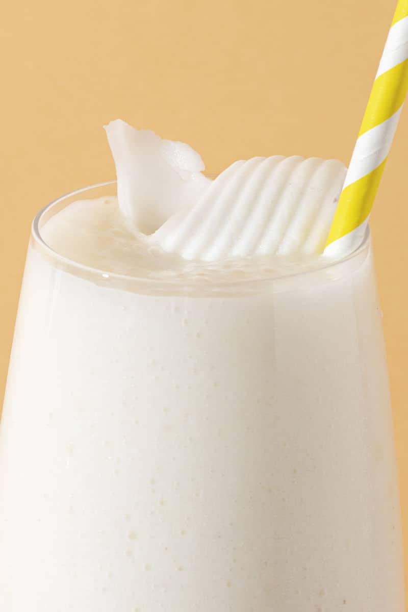 coconut milk smoothie