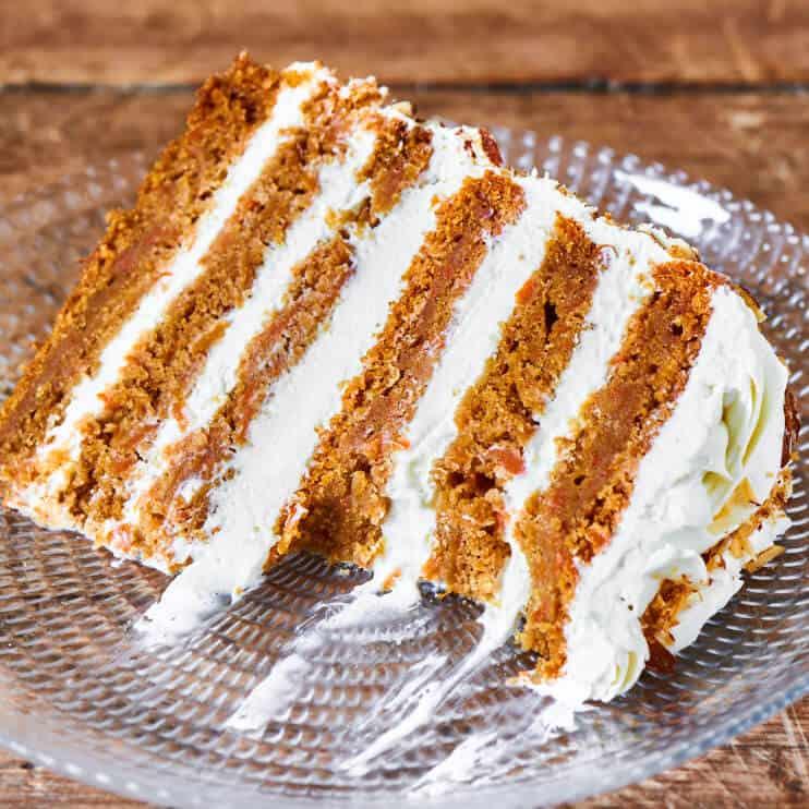 Keto Carrot Cake Just 3 Grams Carbs The Big Man S World