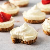 keto cheesecake bites