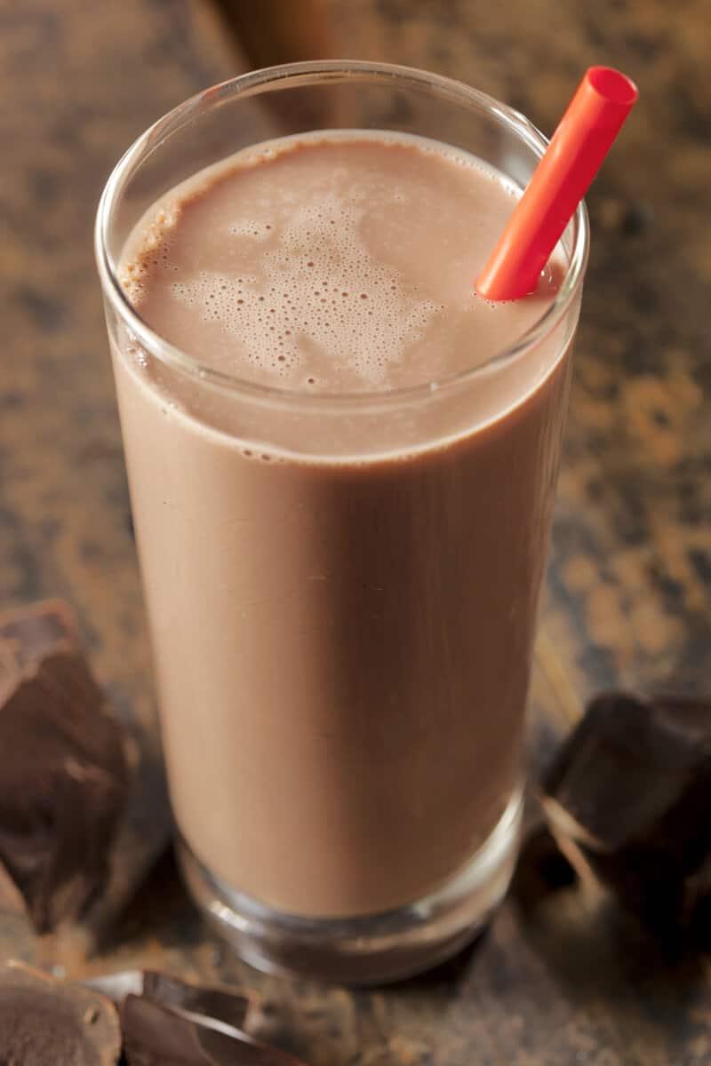 sugar free chocolate milk