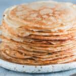 keto cream cheese pancakes
