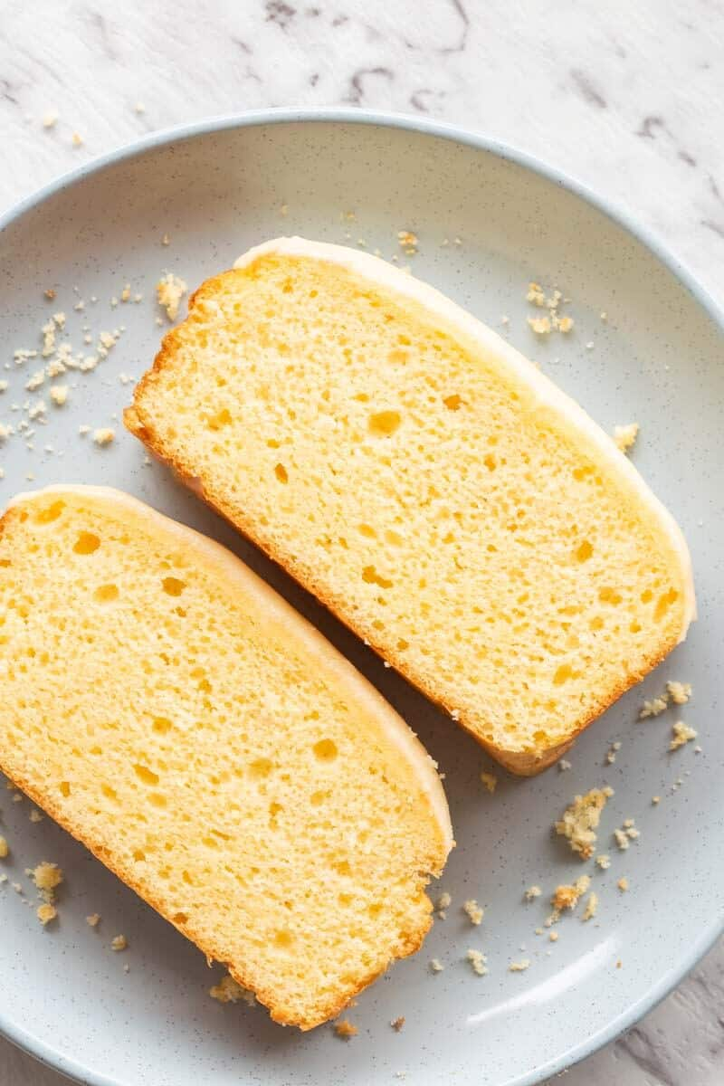 almond flour lemon pound cake