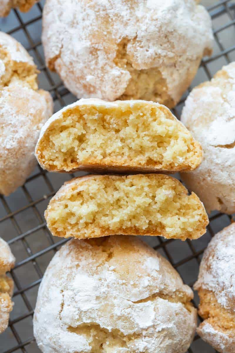 keto almond cookies