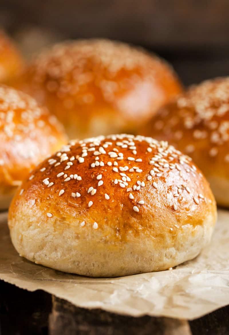 keto hamburger buns