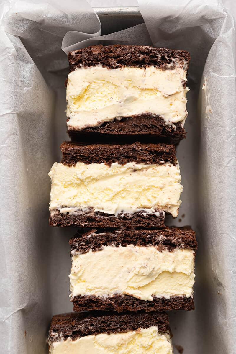 low carb ice cream bars