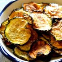 keto zucchini chips