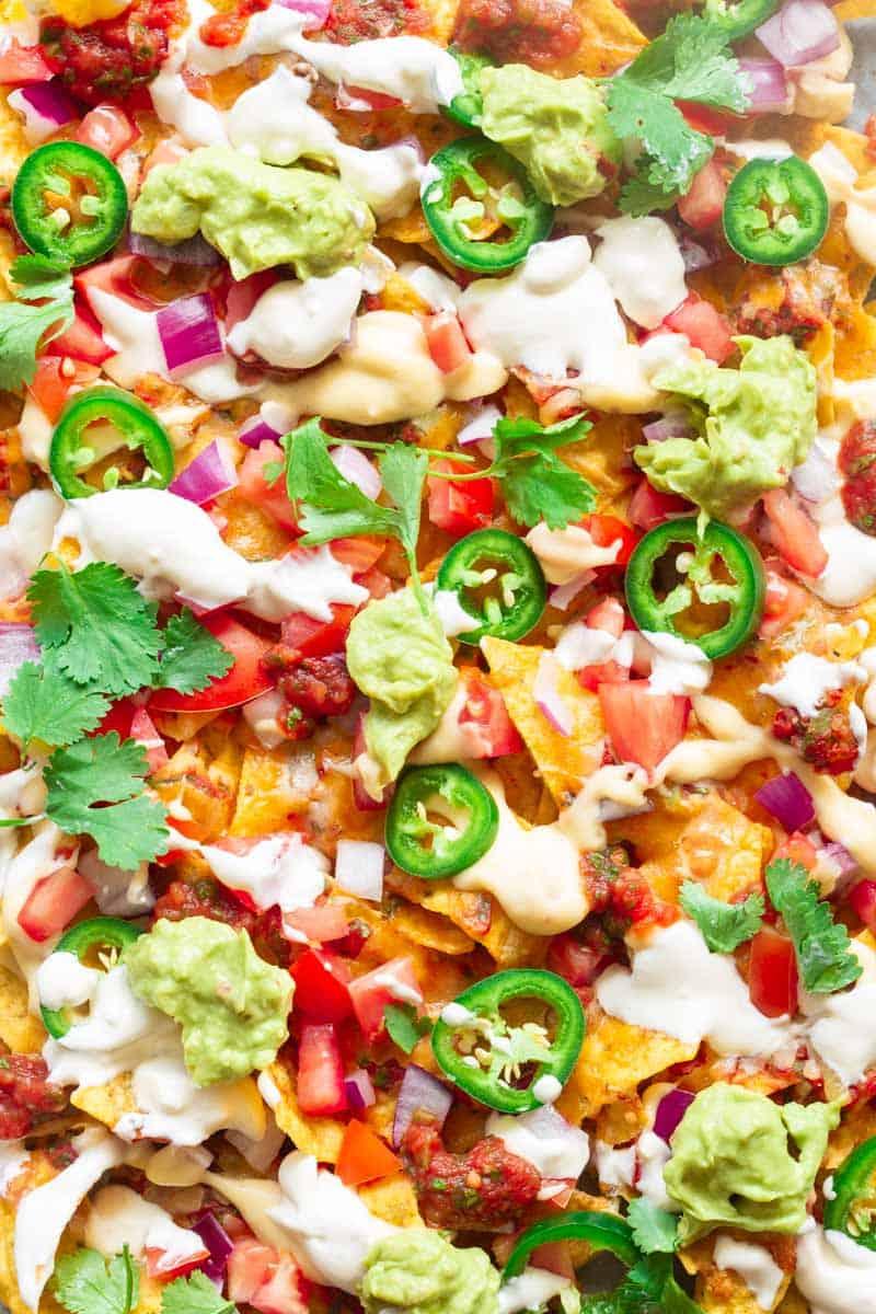 keto nachos chips