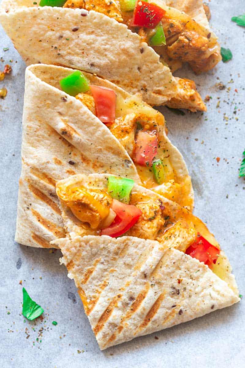 grain free quesadilla