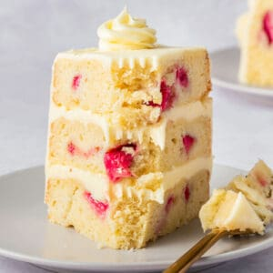 keto strawberry cake