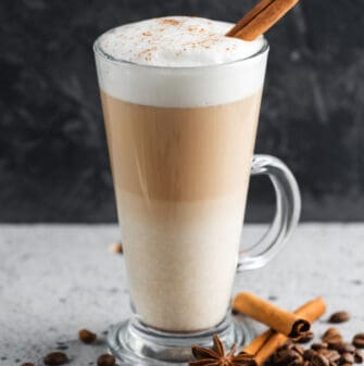 oat milk latte