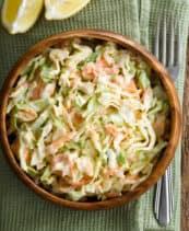 keto coleslaw