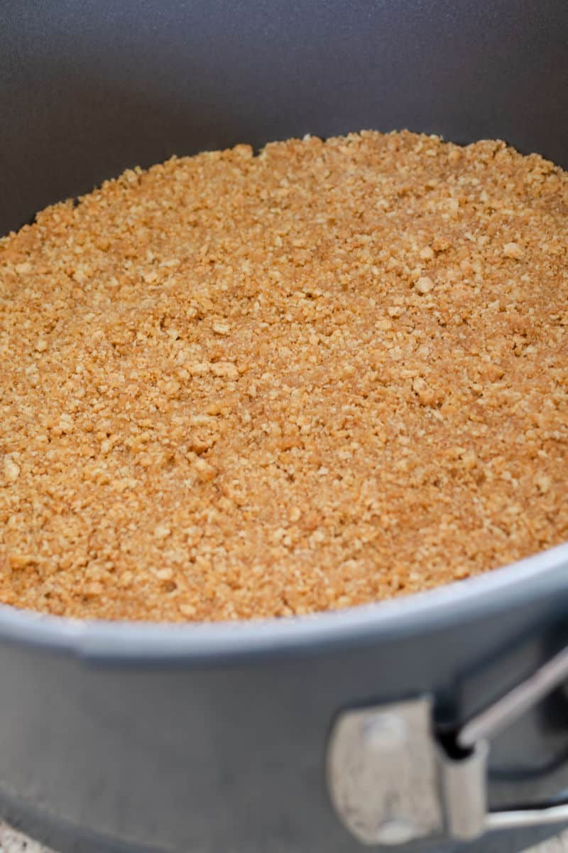 sugar free graham cracker crust