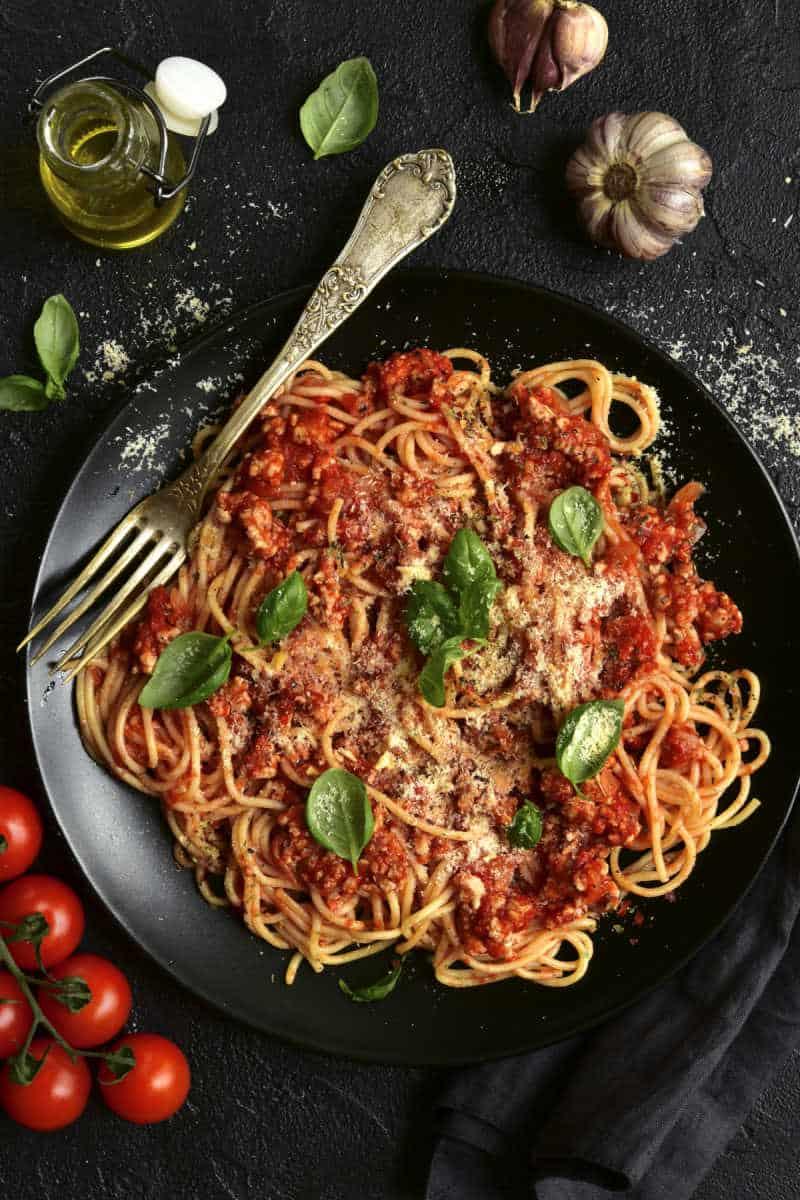 keto chicken spaghetti