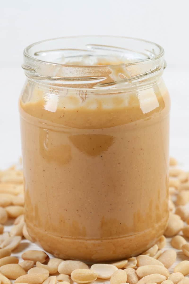 low fat peanut butter