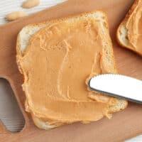 low calorie peanut butter