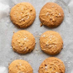 2 ingredient peanut butter cookies
