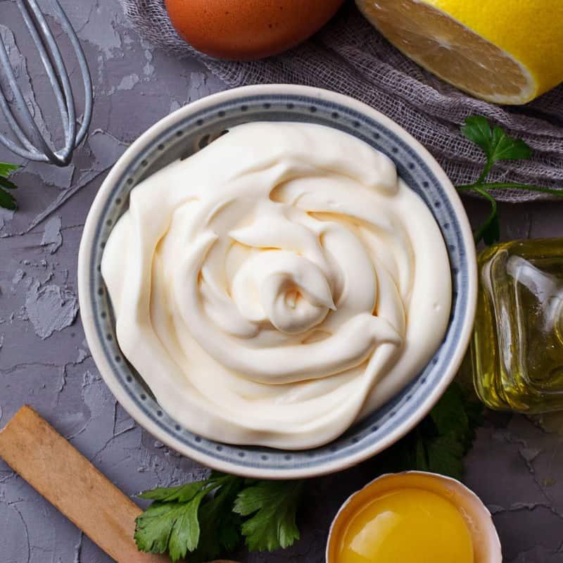 keto mayonnaise