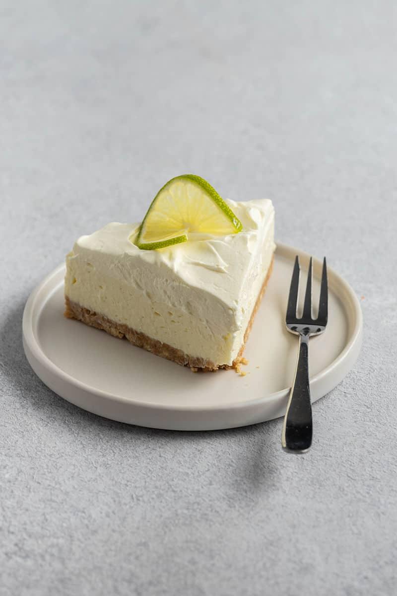 low fat key lime pie