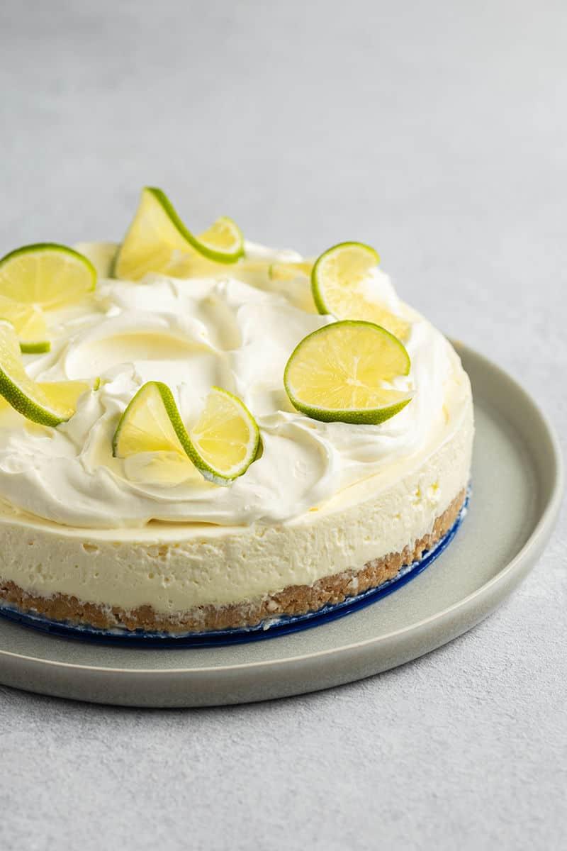 low calorie key lime pie