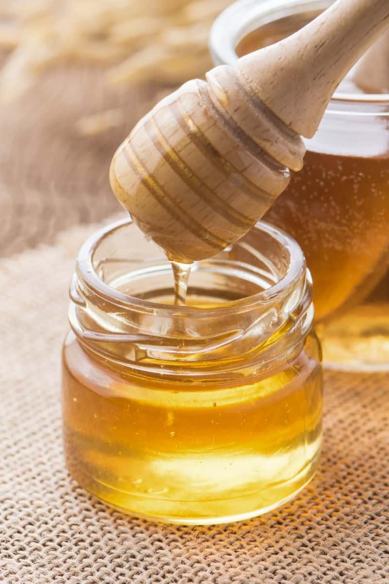 low carb honey