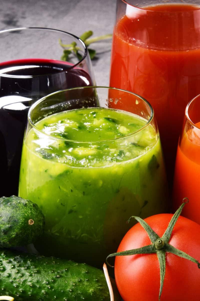 low carb juice
