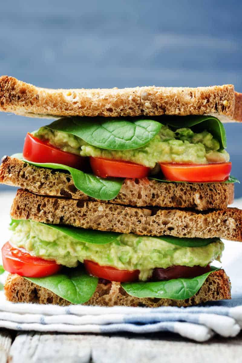 keto sandwich