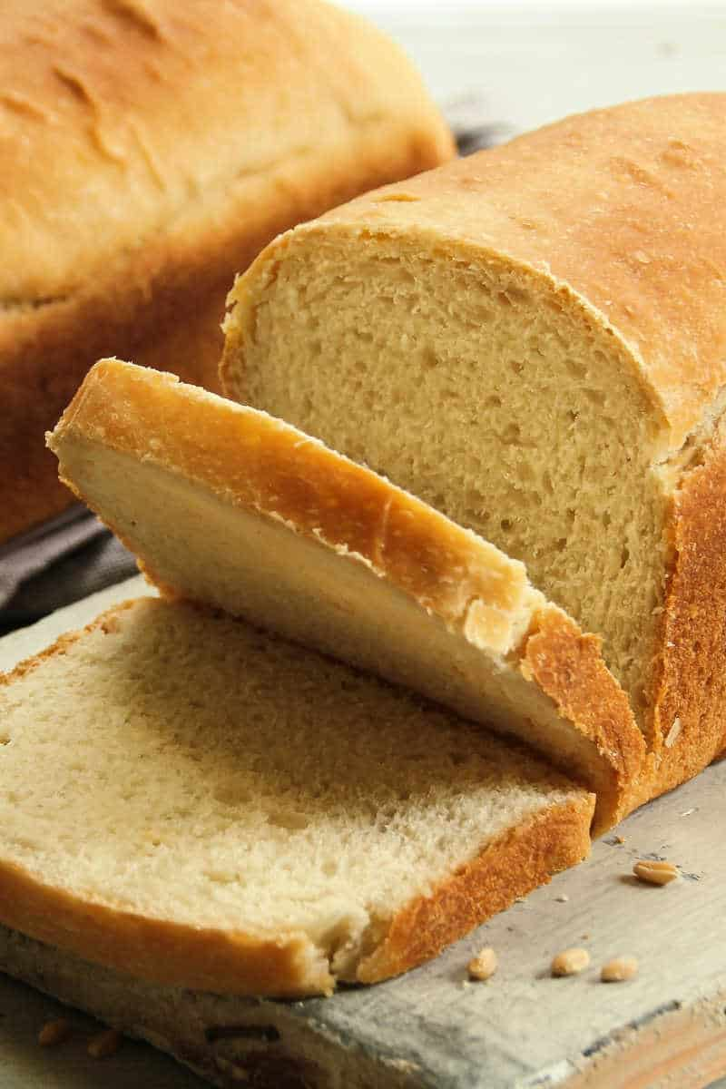 low calorie white bread