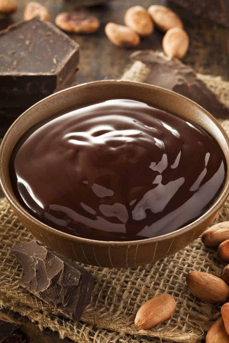 keto chocolate syrup