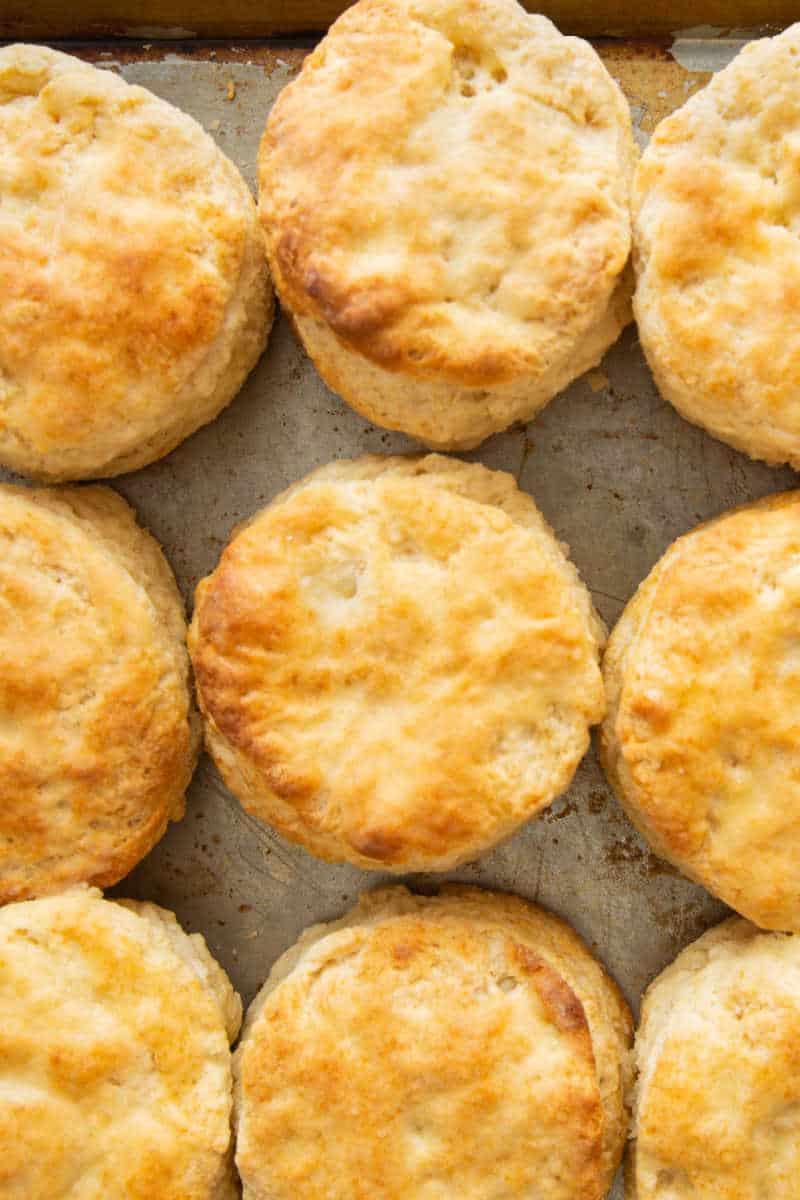 three ingredient biscuits