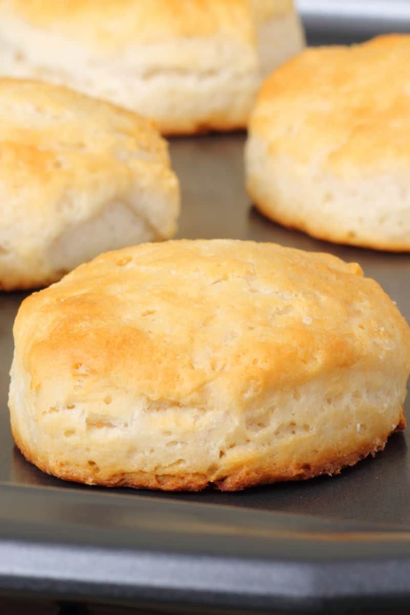 3 ingredient biscuit recipe