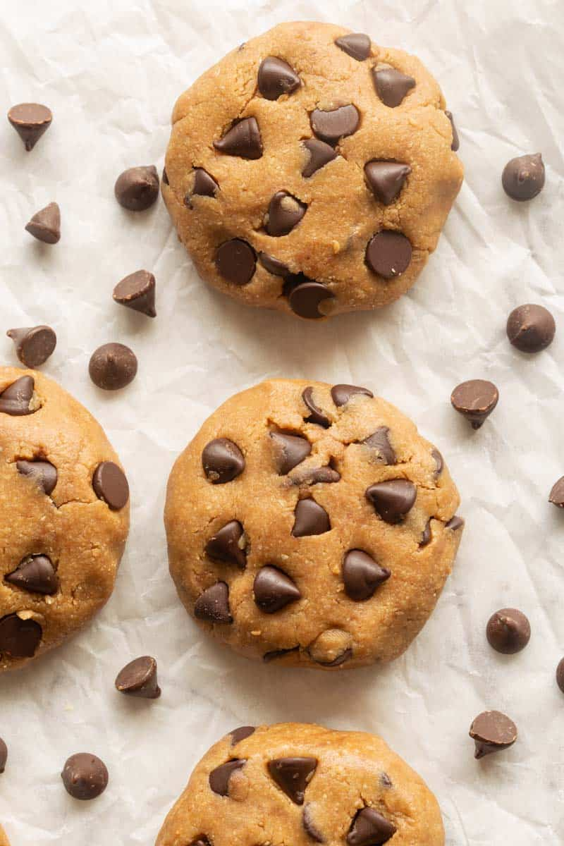 no bake cookies with chocolate chips