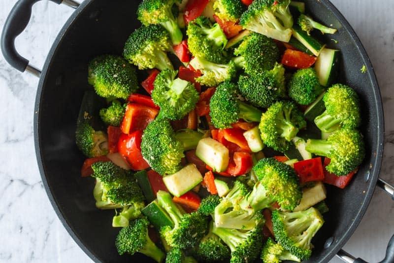 Hunan vegetables