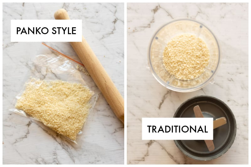 how to make keto bread crumbs