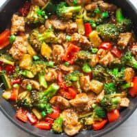 Hunan Chicken Recipe