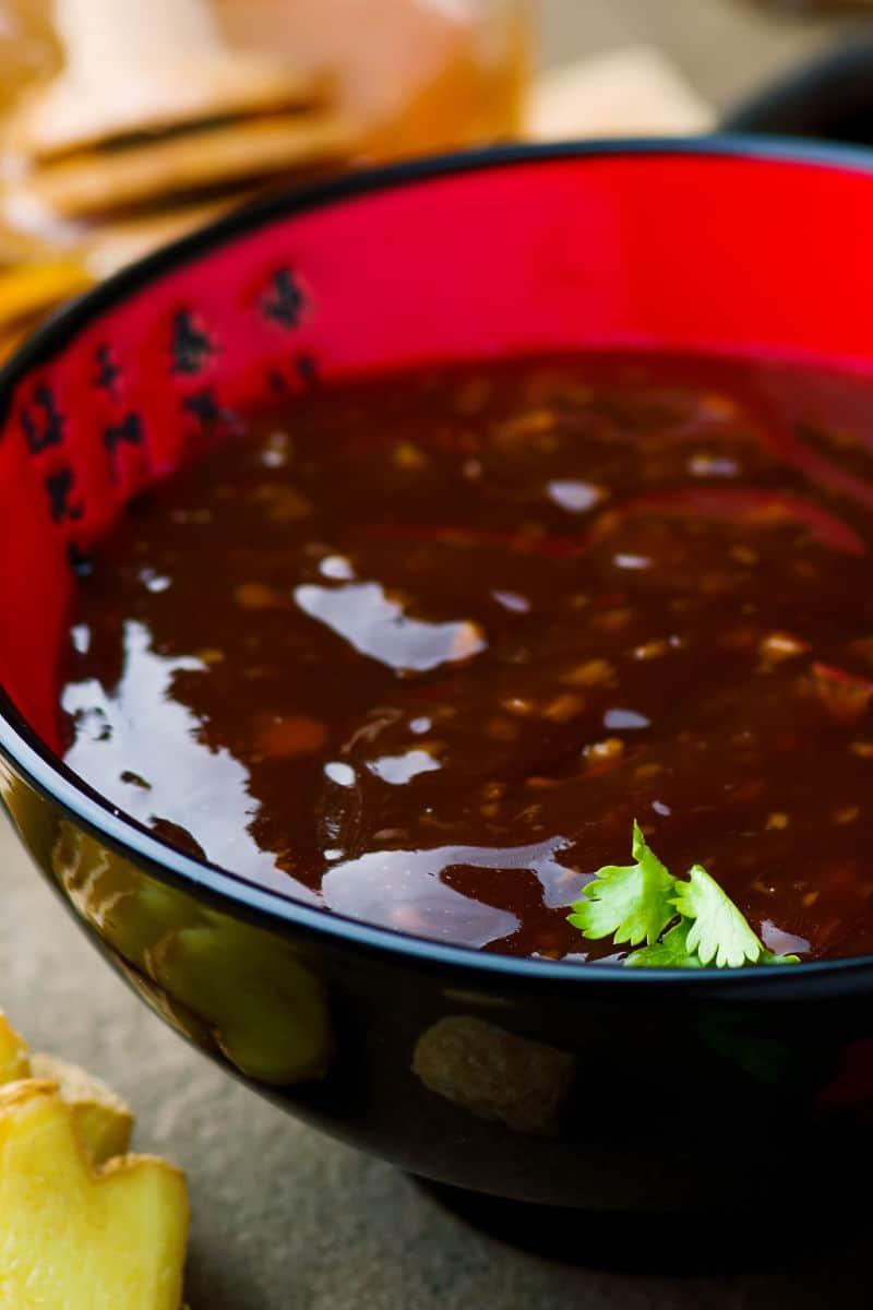 low carb stir fry sauce