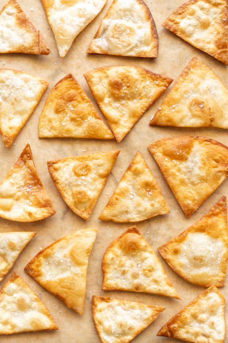 low fat tortilla chips