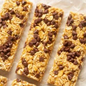 protein granola bars